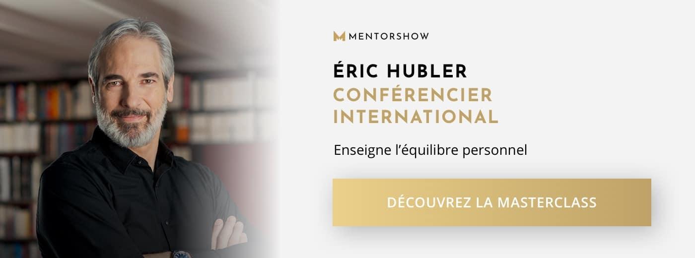 Eric Hubler Mentorshow