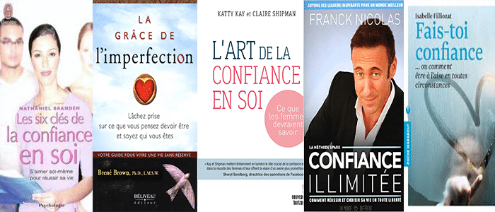 Des livres sur confiance en soi à lire