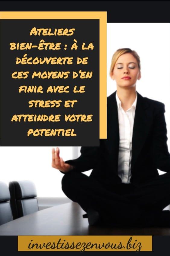 En Finir Avec Le Stress